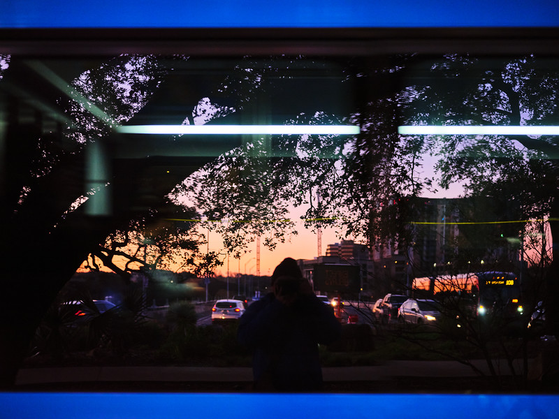 Self Portrait with the Fujifilm GFX 50R - Austin, Texas