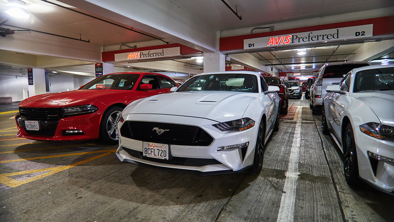 Ford Mustang GT Premium Fastback - San Francisco, California