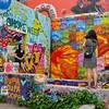 Observations at the graffiti wall #3 - Austin, Texas