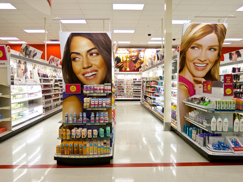 Shiny Happy People, Target - Austin, Texas