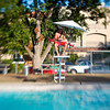 Life Guard #3, Ramsey Pool - Austin, Texas