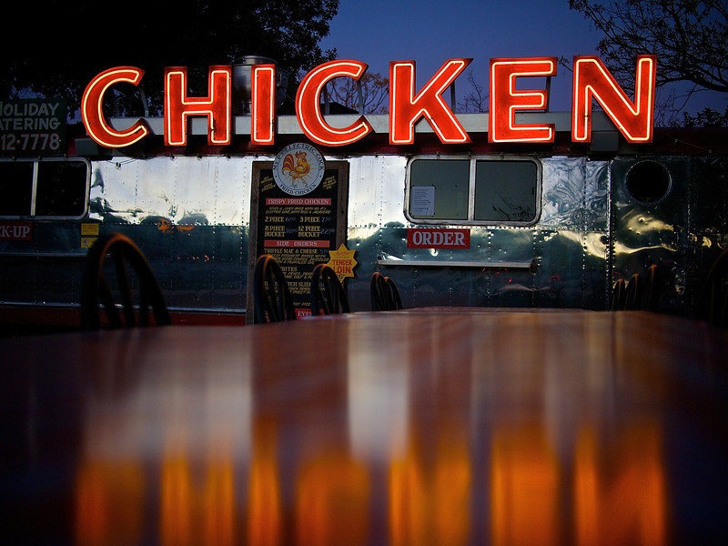 Chicken, Ms P's Electric Cock - Austin, Texas