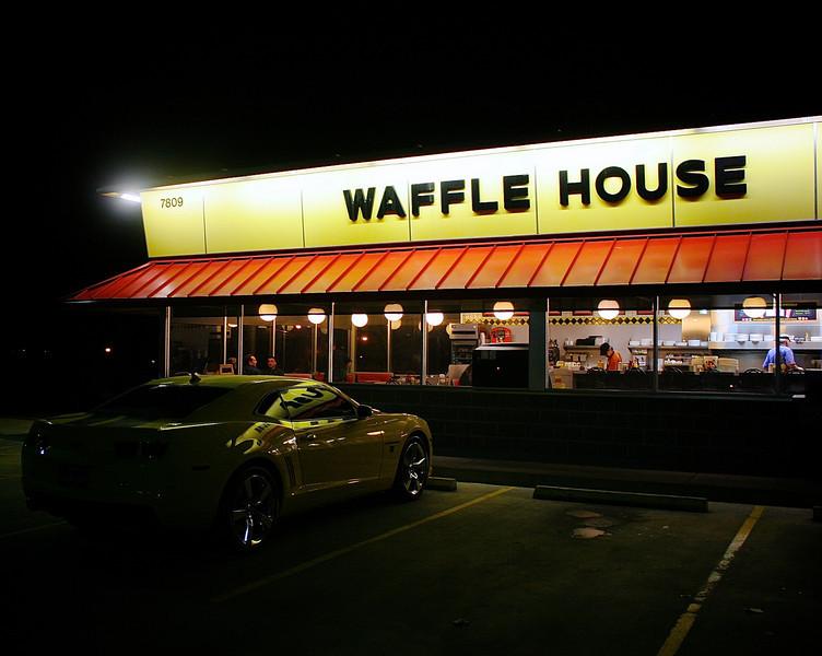 Waffle House - Austin, Texas