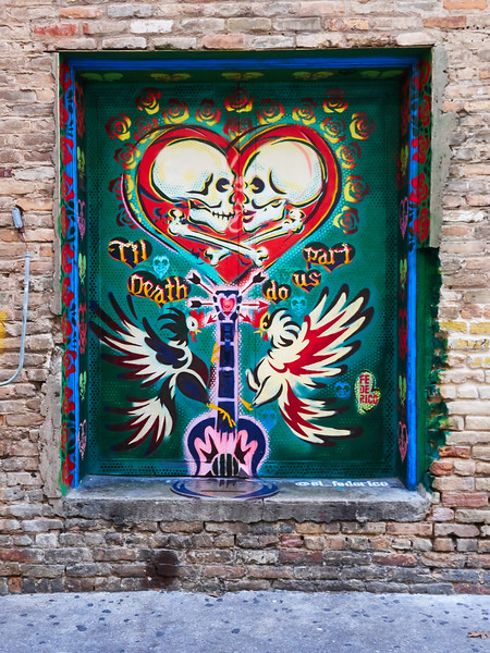 Mexic-Arte Mural - Austin, Texas (Olympus XZ-1)