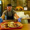 Dinner is Served, Stiles Swtich BBQ - Austin, Texas