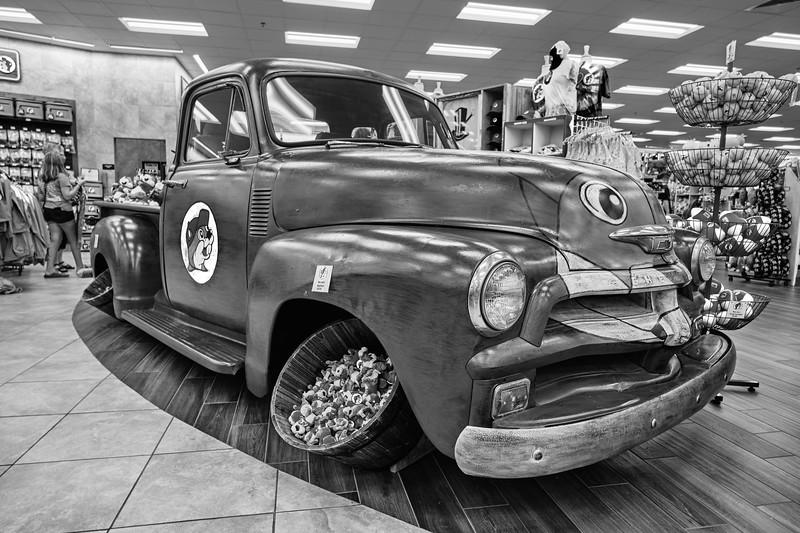Buc-ee's Truck - Melissa, Texas