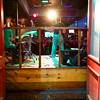 Bar Performance from the Street, 6th Street - Austin, Texas