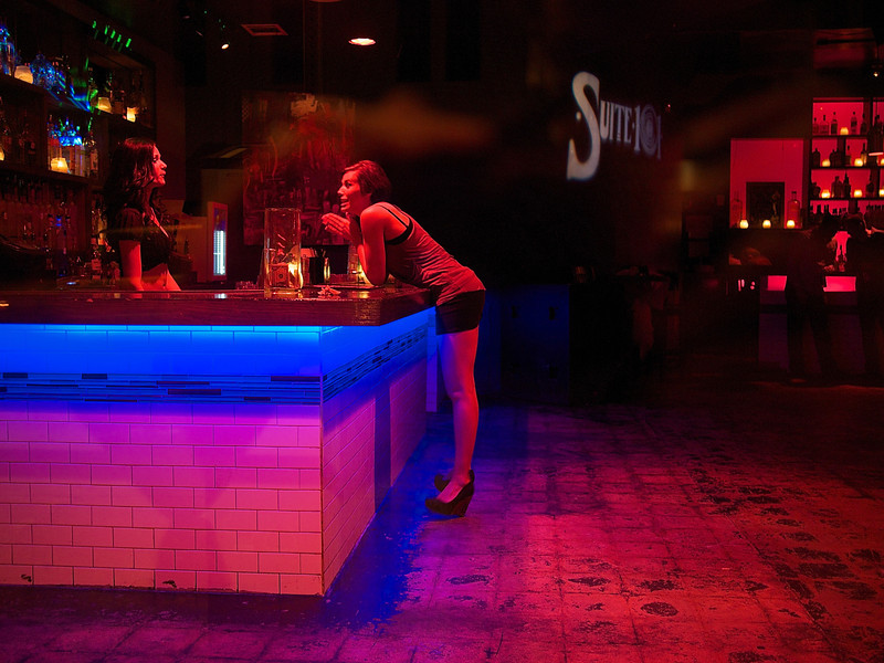Nightclub Color, Suite 101 - Austin, Texas