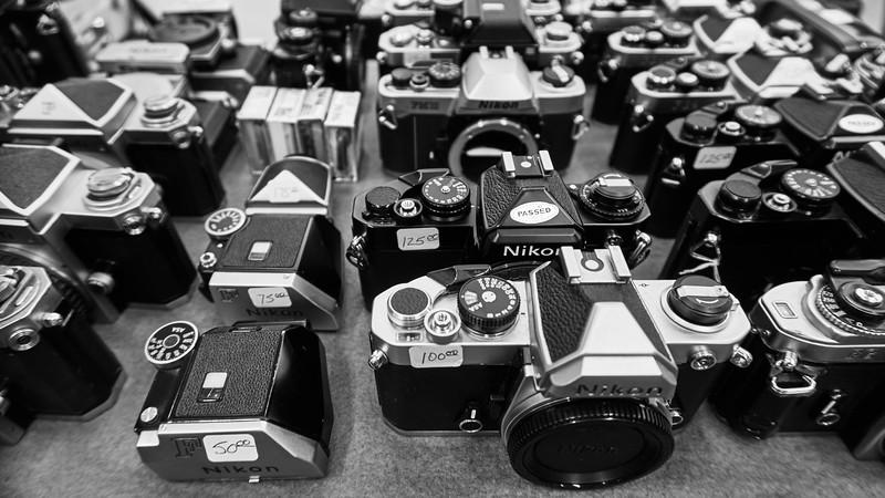 Nikon Film SLRs, Precision Camera - Austin, Texas