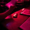 iPhone Neon Reflections - Austin, Texas