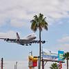 Lufthansa A380, LAX - Los Angeles, California