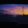 Highway Sunset #2 - San Antonio, Texas