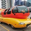 Wienermobile - Austin, Texas