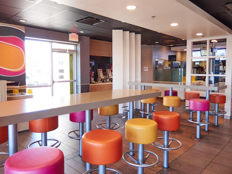 Modern McDonald's - Austin, Texas