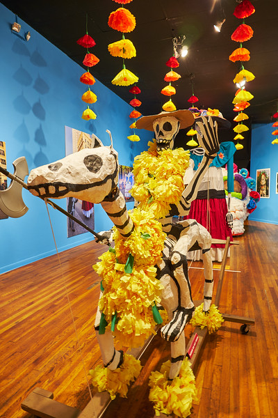 Mojigangas Expanded, Mexic-Arte Museum - Austin, Texas