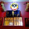 An Unlikely Combination, El Azteca Restaurant - Austin, Texas