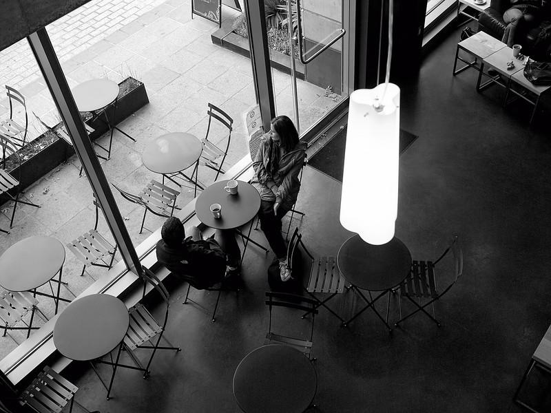 Cafe Life, Caffe Medici - Austin, Texas