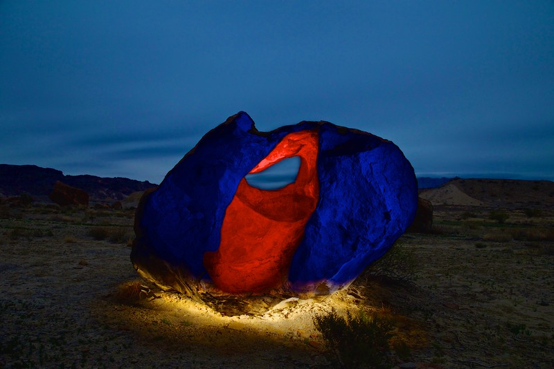 Space Egg - West Texas