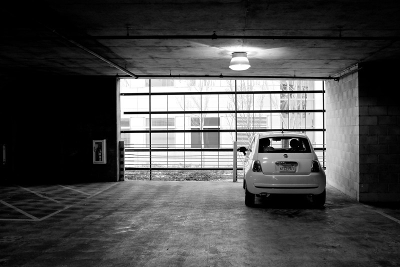 Fiat 500 - Cupertino, California