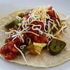 Homemade Breakfast Taco - Austin, Texas