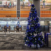Christmas Tree, Austin Bergstrom Airport - Austin, Texas