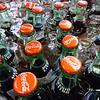 Mexican Cokes, Rudy's Bar-B-Q - Austin, Texas