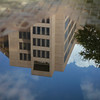 Reflection in Downtown - San Antonio, Texas