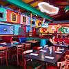 Couple in Color, El Mercado - Austin, Texas