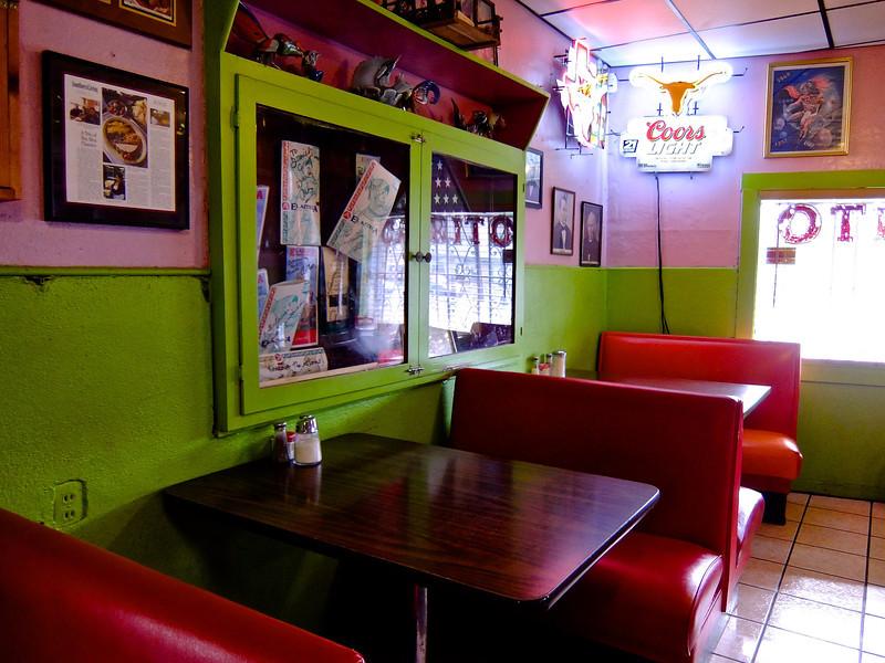 Bold Colors #2, El Azteca Restaurant - Austin, Texas