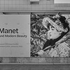Manet at The Getty - Los Angeles, California