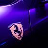 Purple Ferrari #1, Austin Fan Fest 2012 - Austin, Texas