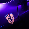 Purple Ferrari #1, Austin Fan Fest 2012 - Austin, Texas
