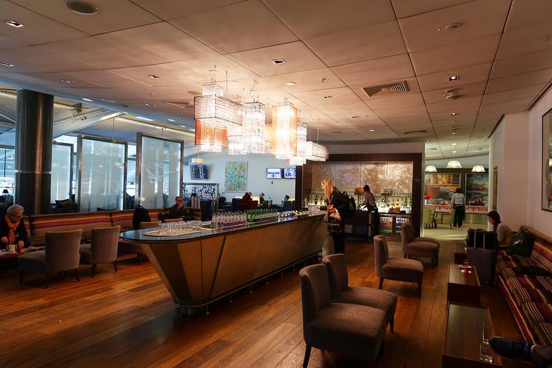 Lounge, Heathrow Airport - Longford, United Kingdom