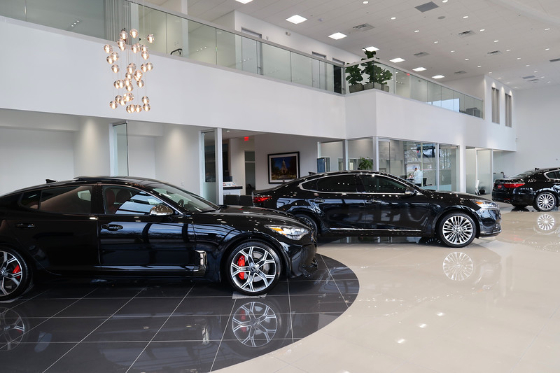 New Kia Dealership - Austin, Texas