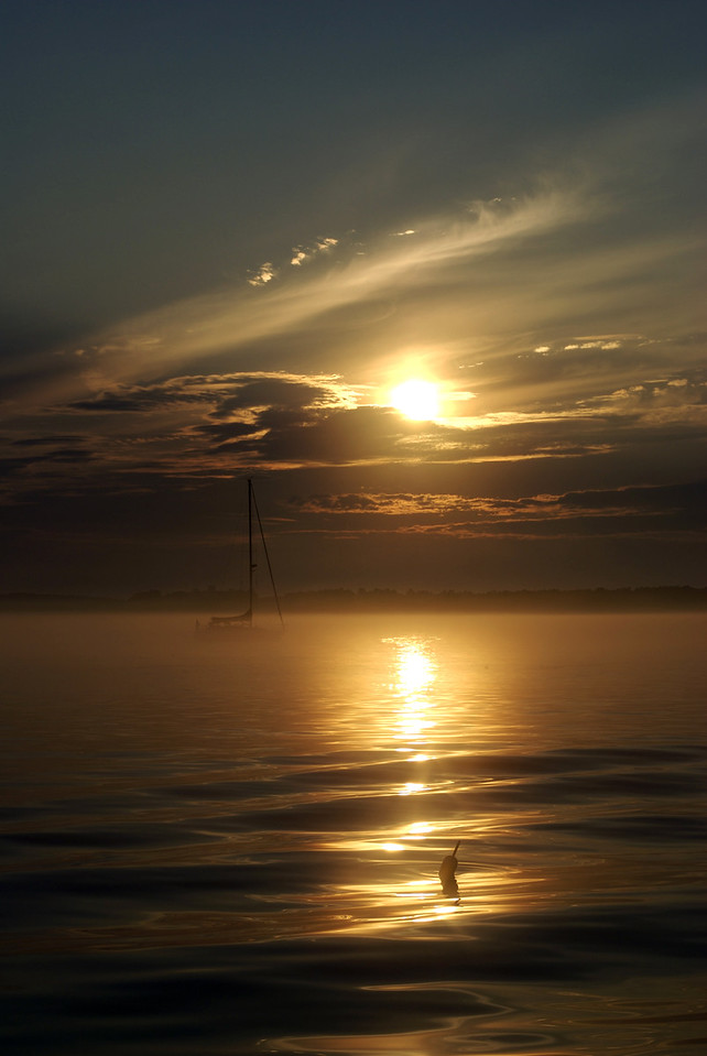 Glassy Sail