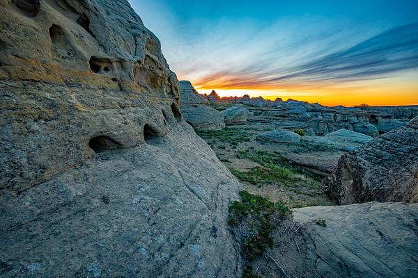 Sunrise on Stone