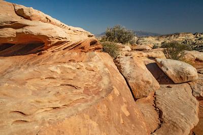 Windblown Sandstone