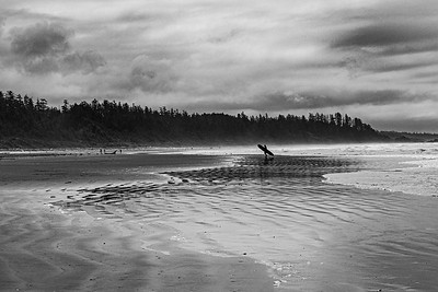 Grey Day Surfing