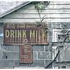 5-7-14: Drink milk, on Hinton Road.