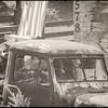 7-2-14: Old truck, Roman Road