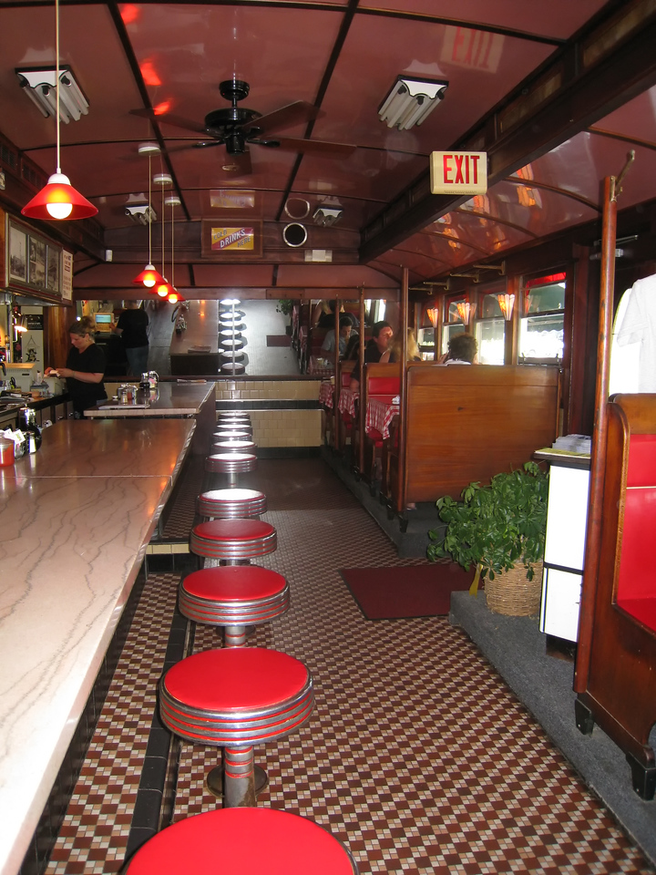 Plymouth Diner