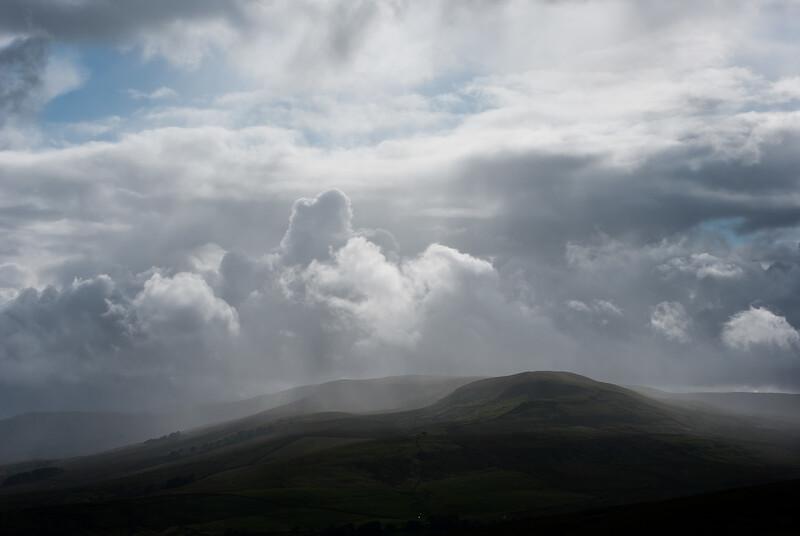 Wensleydale Rainstorm