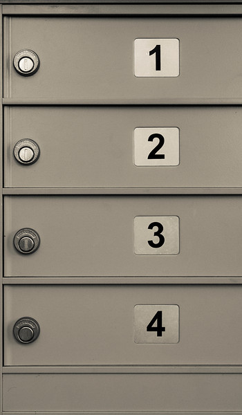 18/365. Mailboxes