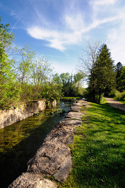 Lock 26 aka Pancake Lock - Ohio and Erie Canal - Cuyahoga Valley National Park