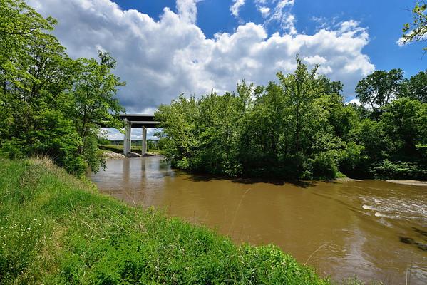 The Cuyahoga River - Cuyahoga Valley National Park