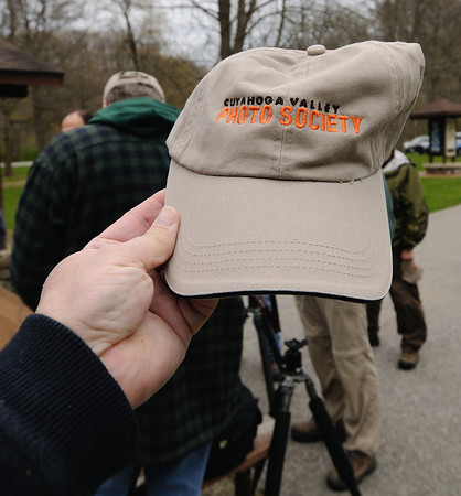 My New Hat - CVPS Photo Walk - Hemlock Trail