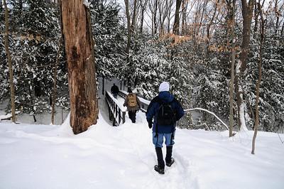 Hike to Kendall Ledges