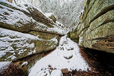 Kendall Ledges Photo Walk