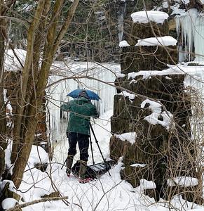 CVPS Winter Photo Walk at Viaduct Park