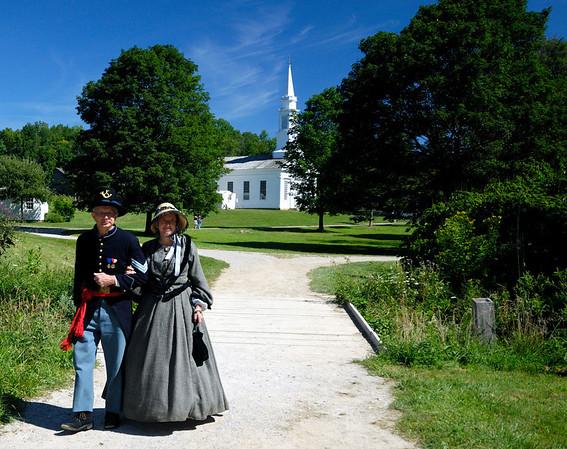 Hale Farm Civil War